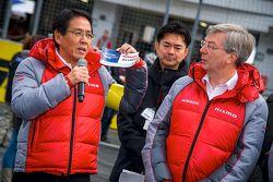 Acción de FIA para la etiqueta de seguridad vial