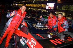 Nissans Super-GT-Fahrer