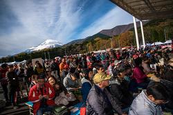Fans beim Nismo-Festival am Fuji Speedway
