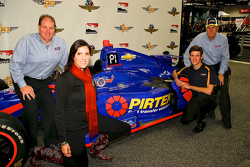 Brett Murray, Taya Kyle, Matt Brabham, Geoff Brabham