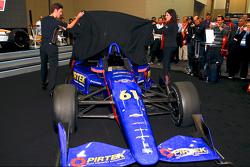 Matt Brabham enthüllt das Auto