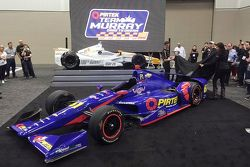 The Team Murray entry for the 100th Indianapolis 500