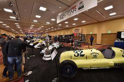 Evolución de la pantalla de IndyCar