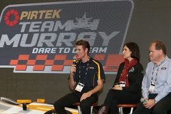 Matt Brabham, Taya Kyle and Brett Murray, Team Murray
