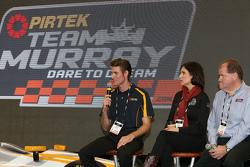 Matt Brabham, Taya Kyle and Brett Murray, Team Murray