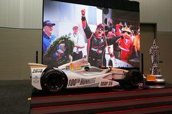 IndyCar escenario en el PRI Show
