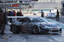 #20 MRS GT Racing Porsche GT3 991 Cup: Charles Putman, Charles Espenlaub, Sascha Maassen