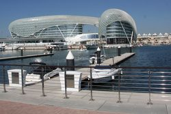The Yas Marina