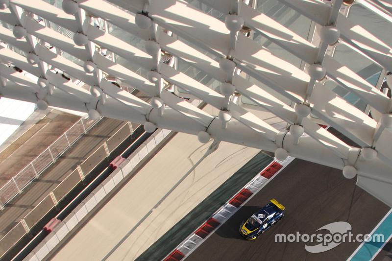 #2: Renault RS01 in Abu Dhabi
