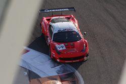 #99 Kessel Racing Ferrari 458 Italia: Michael Lyons, Marco Zanuttini, Vadim Gitlin