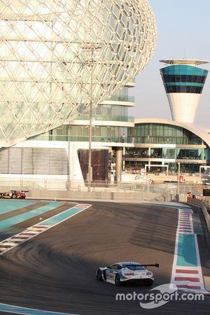 #44 Oman Racing Aston Martin Vantage: Jonny Adam, Darren Turner, Ahmad Al Harthy