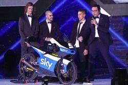 Presentazione livrea 2016 Sky Racing Team VR46