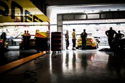 Lada Sport Rosneft garaje