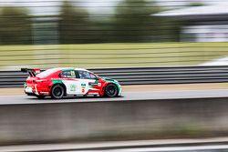 Mehdi Bennani, Citroën C-Elysee WTCC, Sébastien Loeb Racing