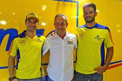 Galid Osman, André Bragantini e Thiago Camilo