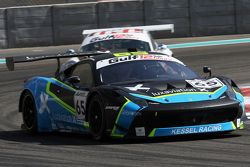 #65 Kessel Racing, Ferrari 458 Italia: Alexis de Bernardi, Loris Capirossi, Nicola Cadei
