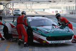 #50 AF Corse, Ferrari 458 Italia: Riccardo Ragazzi, Alexander Moiseev, Francisco Guedes