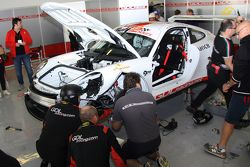 #87 GDL Racing, Porsche 991: Rémi Terrail, Mario Cordoni