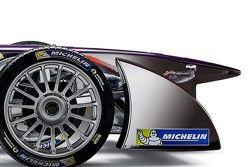 DS Virgin Racing, la livrea natalizia