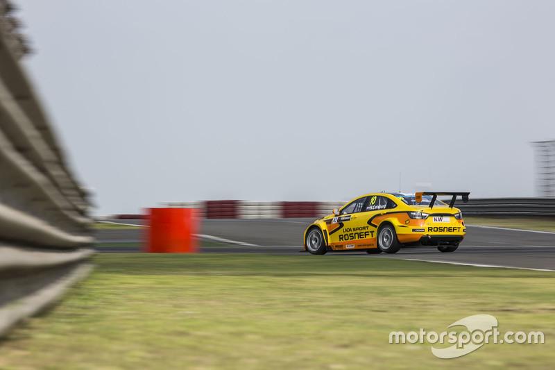 Нікі Катсбург, Lada Vesta WTCC, Lada Sport Rosneft