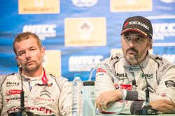 Yvan Muller, Citroën C-Elysee WTCC, Citroën World Touring Car team Sébastien Loeb Racing