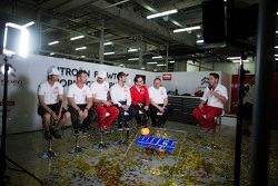 Ma Qing Hua, Citroën World Touring Car Team; Sébastien Loeb, Citroën World Touring Car Team; Yvan Mu