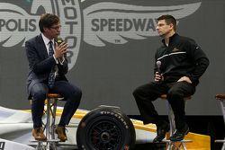 Le Président de l'Indianapolis Motor Speedway, Doug Boles