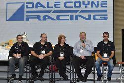 Dale Coyne Racing annonce deux de ses pilotes pour 2016, Bryan Clauson et Conor Daly