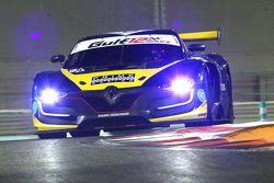 #10 Equipe Verschuur, Renault RS01: Cesar Ramos, Filipe Barreiros, Jean-Pierre Lequeux
