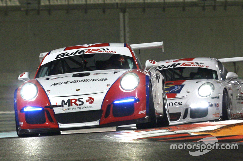 #21 MRS GT Racing, Porsche GT3 991 Cup