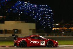 #55 AF Corse Ferrari 458 Italia: Jack Gerber, Marco Cioci, Ilya Melnikov