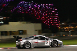 #51 AF Corse, Ferrari 458 Italia: Andrea Rizzoli, Francesco Castellacci, Thomas Flohr