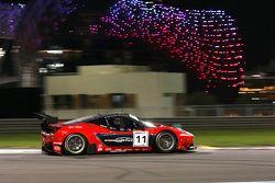 #11 Kessel Racing Ferrari 458 Italia: Davide Rigon, Andrea Piccini, Michael Broniszewski
