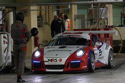 #21 MRS GT Racing Porsche GT3 991 Cup