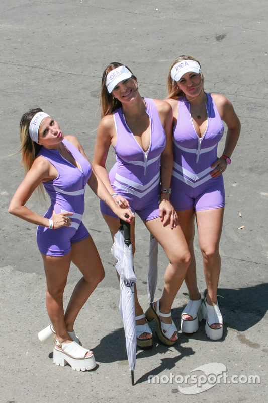 Paddock Girls Argentina Idea Farmaceutica