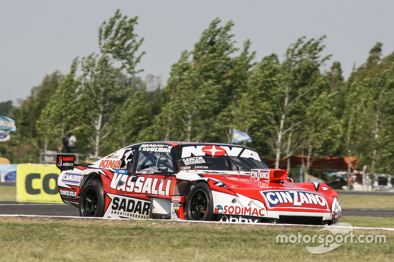 Матіас Россі, Donto Racing Chevrolet