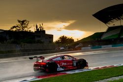 #15 Audi HK Powered by Phoenix Racing Asia, Audi R8 LMS: Marchy Lee, Shaun Thong, Alex Yoong