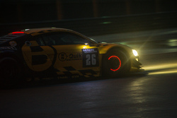 #26 B-Quick Racing, Audi R8 LMS Cup V10: Henk Kiks, Daniel Bilski, Peter Kox
