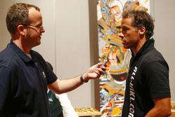 Stefano D'Aste, Münnich Motorsport met de media