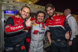Ganador de la carrera Stéphane Ortelli