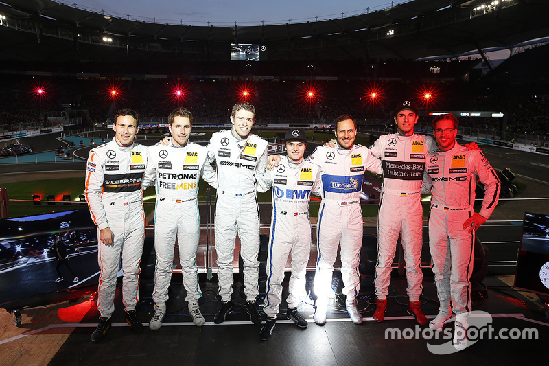 Competidores do Mercedes Stars and Cars
