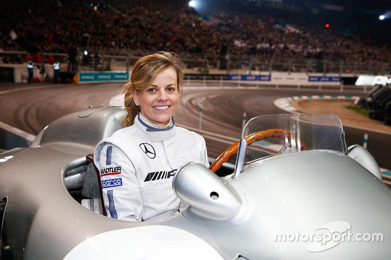 Susie Wolff, mantan pembalap tes Williams F1