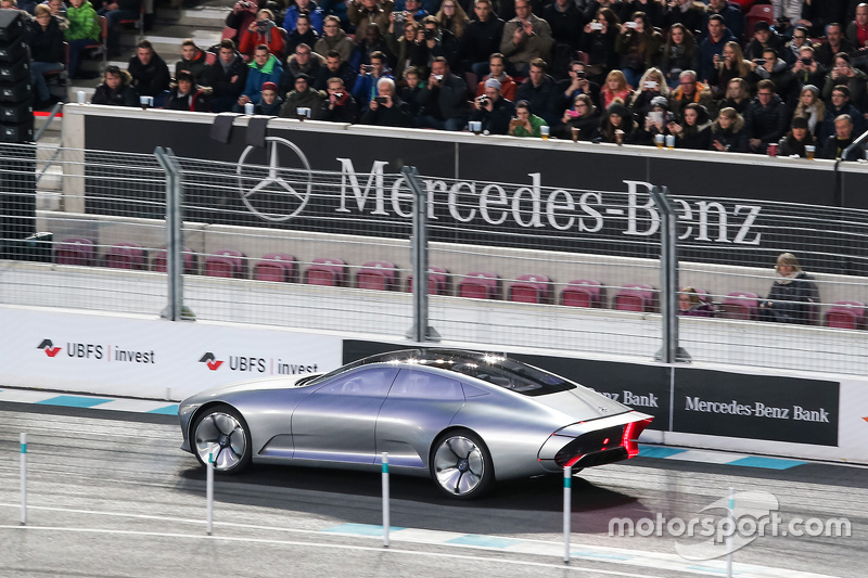 Mercedes mostra seu carro conceito