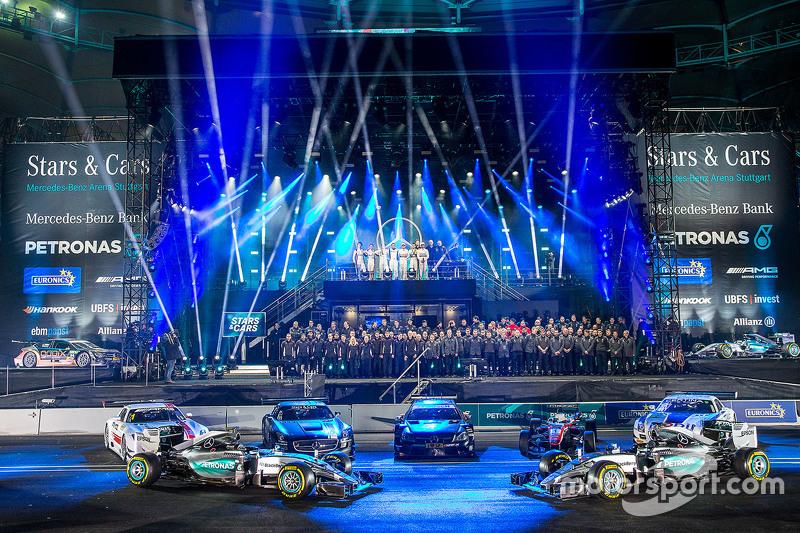 Atmosfera da Mercedes Benz Arena