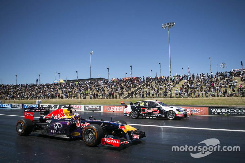 #5: Formel 1 gegen V8-Supercar