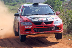 Lohitt Urs and Shrikant Gowda, Lohitt Urs and Shrikant Gowda, Mitsubishi Lancer Evo VIII