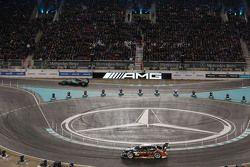 Nico Rosberg, Mercedes AMG F1 y Pascal Wehrlein, HWA AG Mercedes-AMG DTM