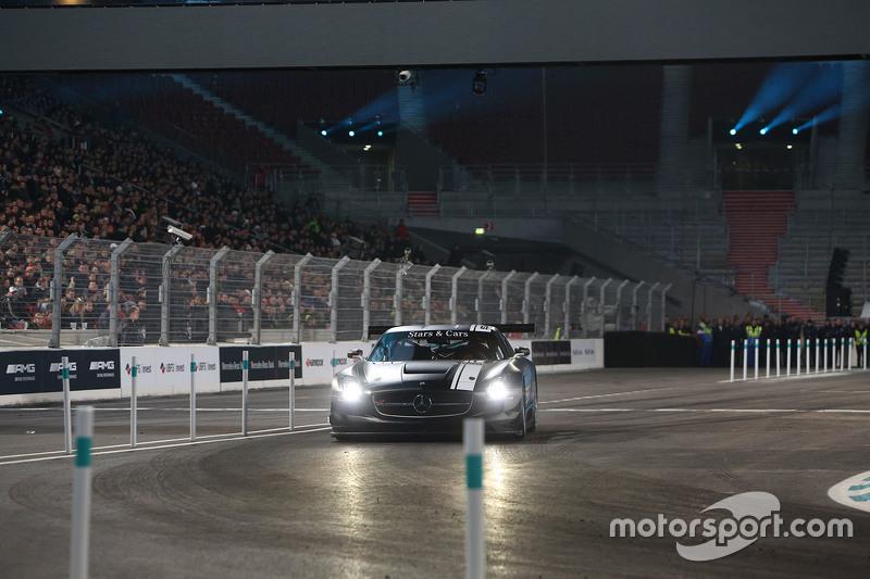 Mercedes-Benz SLS AMG GT6
