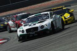 #8 Bentley Team M-Sport Bentley Continental GT3: Maximilian Buhk, Maxime Soulet, Andy Soucek