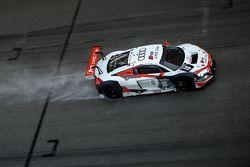 #16 Phoenix Racing Audi R8 LMS: Niki Mayr-Melnhof, Nicki Thiim, Markus Winkelhock